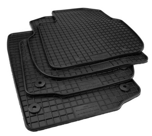 Gummimatten passend für Seat Toledo 4 KG Fußmatten Premium Qualität Allwetter