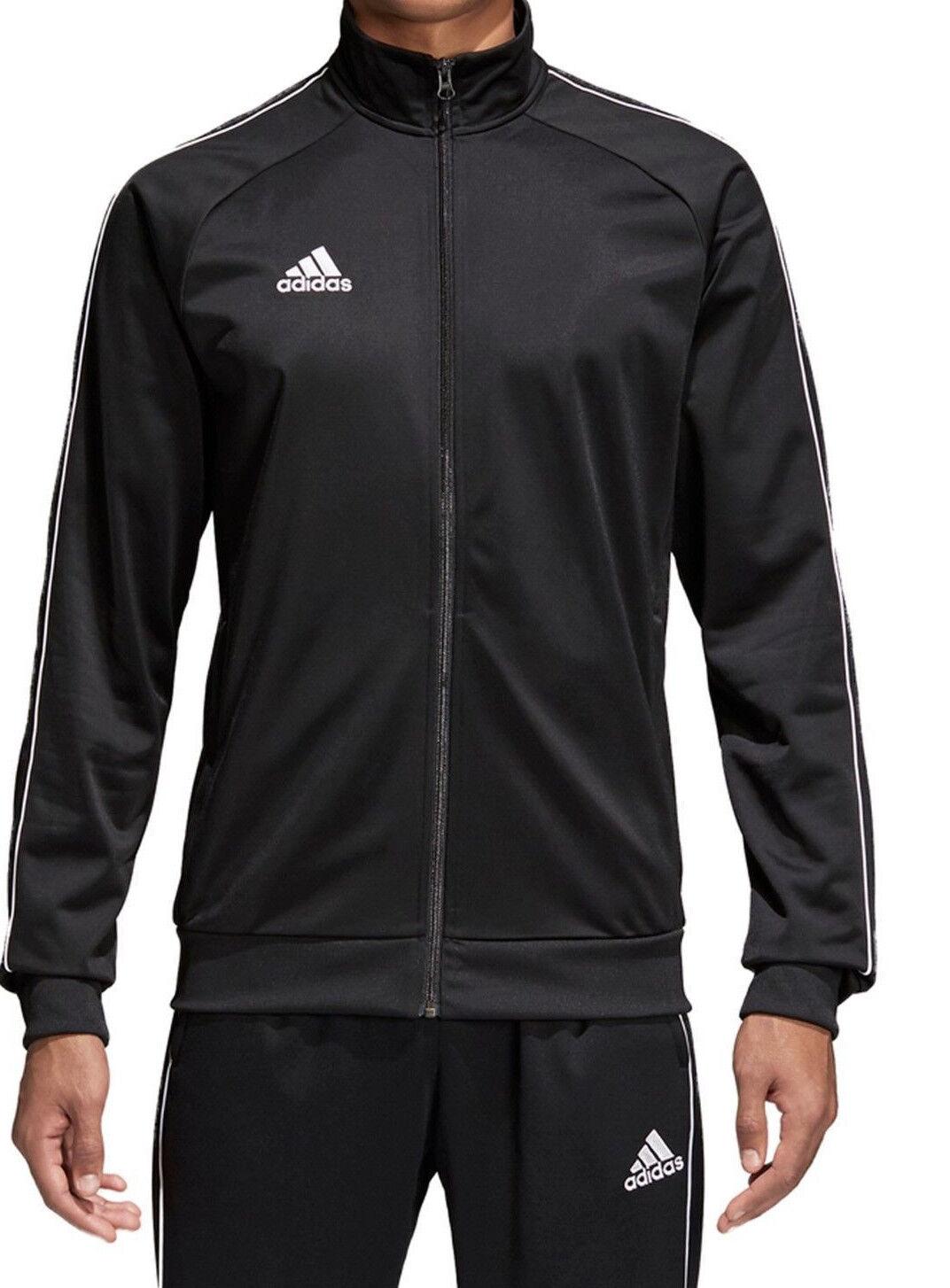 Adidas Core 18 Herren Trainingsanzug Fußball Sportanzug.Jogginganzug  | Deutschland