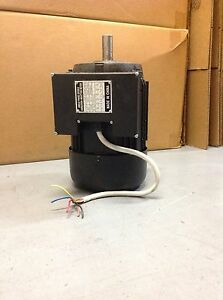 New Electric Motor Ac Induction Single Phase 1ph 2hp 220v