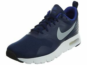 Details about Nike Air Max Tavas Binary BlueWolf Grey (GS) (814443 404)