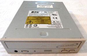 Masterizzatore-BTC-CD-RW-CD-Rom-Internal-BCE-4012IM-E-IDE-ATAPI-Desktop-Drive