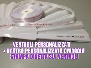 50-VENTAGLI-BIANCHI-PERSONALIZZATI-MATRIMONIO-STAMPA-SOLO-SU-UN-LATO-OMAGGIO