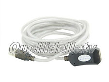 CAVO DATI PROLUNGA USB 2.0 5 MT M/F AMPLIFICATA ATTIVA