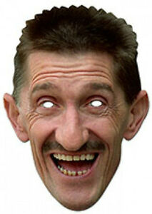 chuckle brothers celebrity face masks choose barry or paul ebay