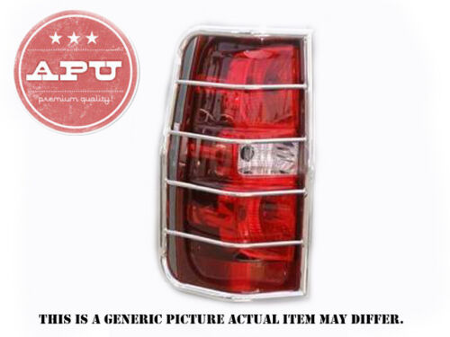 1999-2007 Silverado Sierra Classic Stainless Steel Tail Light Guards Protector