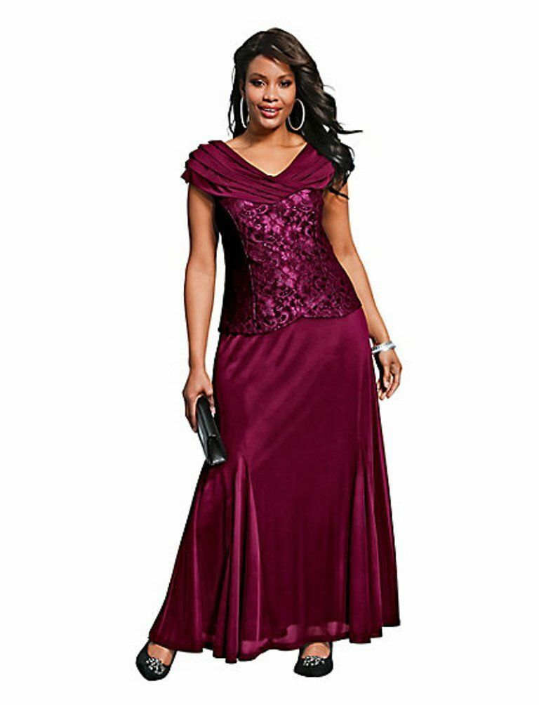 Designer Kleid sheego  MIM Größe 46  NEU