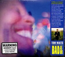 Tom Waits ‎– Bad As Me-CD 2011 Australian Digipak issue-Anti-E87151-2