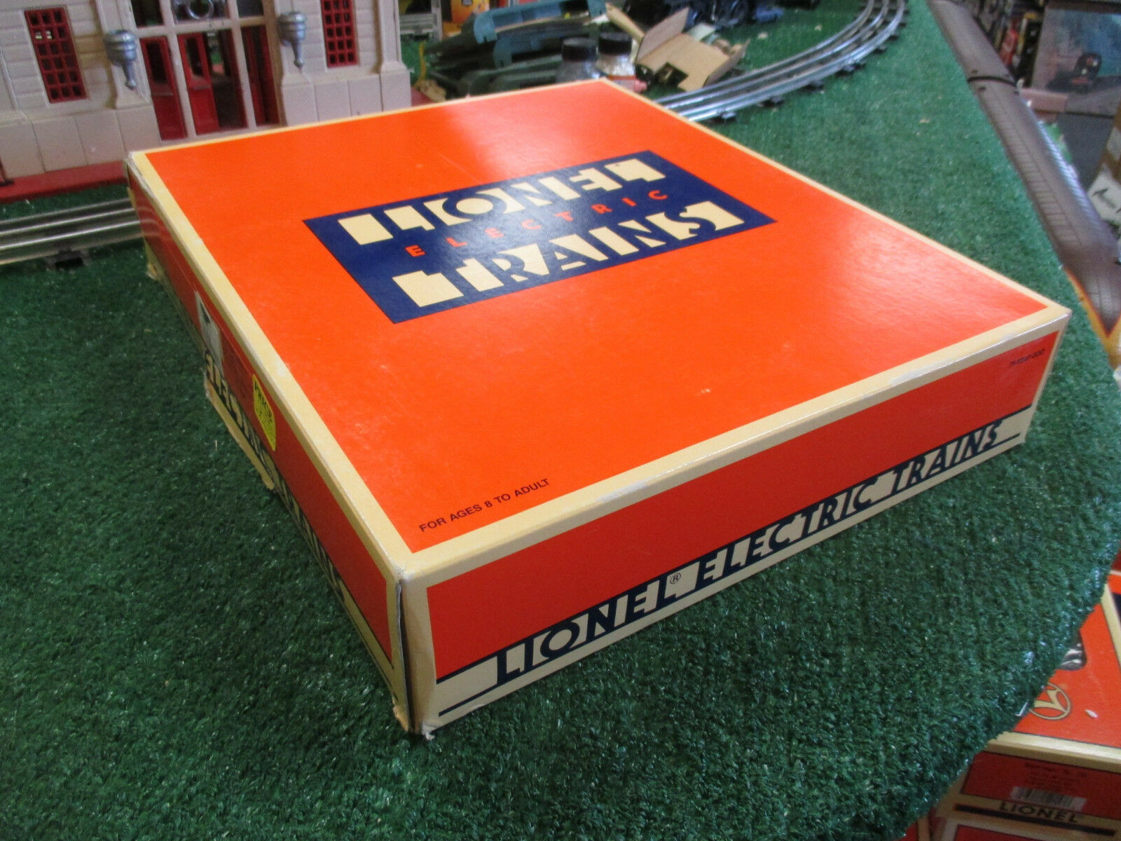 LIONEL MODERN 6-19266 6464 BOXCAR SERIES SET OF 3 BOXCARS NEW IN ORIGINAL BOX