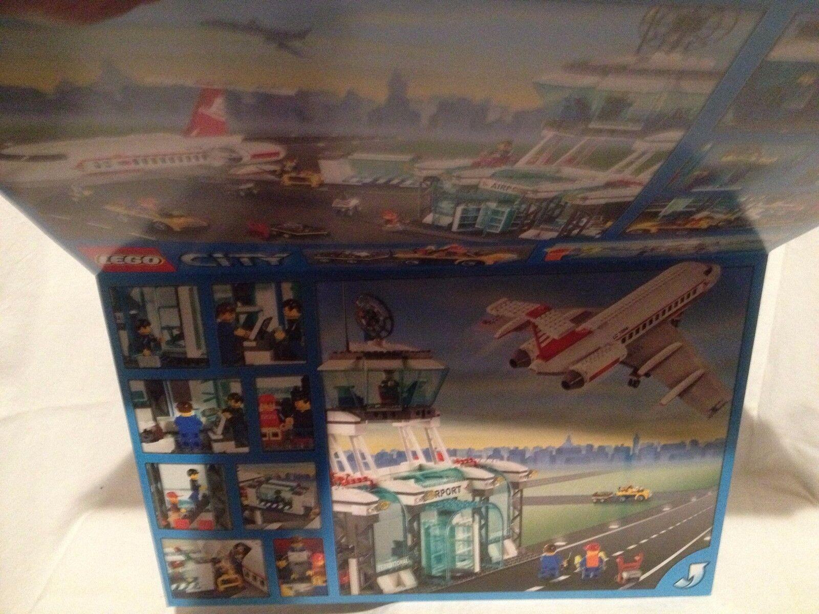 Lego Lego Lego City 7894 Aéroport NEUF 1 édition d462fa