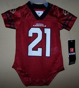 8c491542f476 Image is loading Infant-21-PETERSON-Arizona-CARDINALS-Football-Jersey-Shirt-