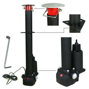 12V-3500-lbs-Electric-Power-Tongue-Jack-RV-Boat-Jet-Ski-A-Frame-Trailer-Camper