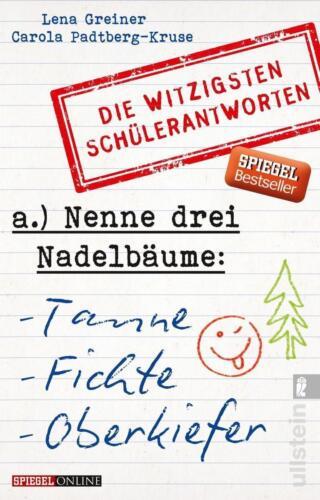 1 von 1 - Nenne drei Nadelbäume: Tanne, Fichte, Oberkiefer von Carola Padtberg-Kruse und …