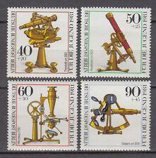 Germany Berlin 1981 ** Mi.641/44 Optische Instrumente   Optical Instruments