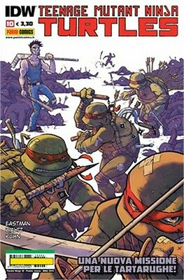 MC1921 - Panini Comics - Teenage Mutant Ninja Turtles 10 - Nuovo !!!