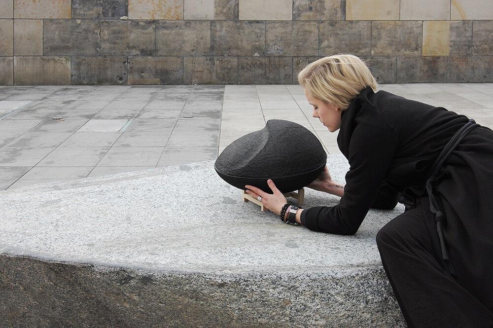 Eau Burial Urne Mer Biodégradable Crémation Funérailles Ashes pour Adulte