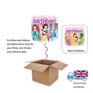 Image Is Loading 18 034 HELIUM BALLOON IN A BOX DISNEY