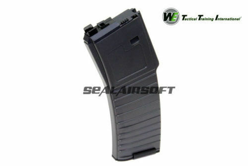 WE 30rds Open Bolt Airsoft Toy Gas Magazine For PDW Series GBB Gary WE-MAG-023