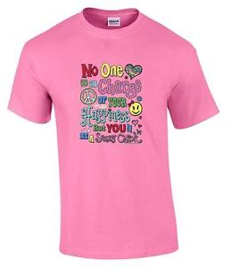 No-One-is-in-Charge-of-your-Happiness-But-You-Be-A-Sassy-Chick-Peace-T-Shirt