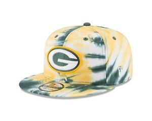10eb8bf521f Green Bay Packers New Era MARBLED TEAM 9Fifty Snapback Adjustable ...