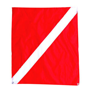 500mmx600mm-Large-Scuba-Diving-Dive-Boat-Charter-Diver-Down-Flag-Red-White