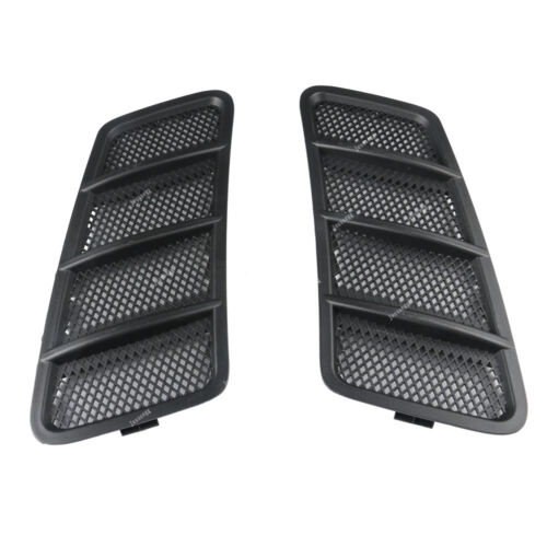 Driver Passenger Hood Air Vent Grille Cover For Mercedes Benz 12-15 W166 GL ML