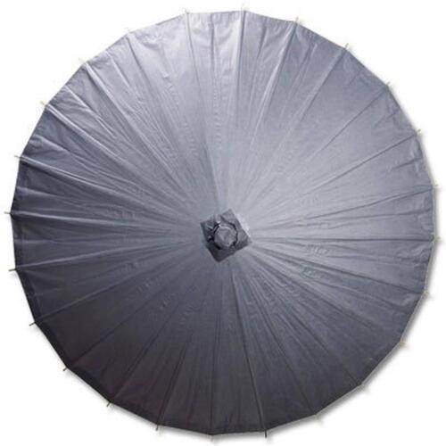 Black Paper Wedding Party Parasol 32in D13398-2 S-3760