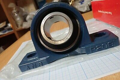 "Premium Lot of 2 UCP206-20 Pillow Block Mounted Ball Bearing 1-1//4/"" inch 1.25/"""