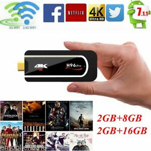 H96 pro mini pc 4k android 71 smart tv dongle stick amlogic s912 image is loading h96 pro mini pc 4k android 7 1 publicscrutiny Image collections