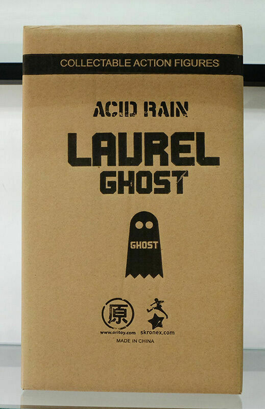 [W.H]50411 ORITOY Acid Rain Translucent Laurel Ghost 7 3.75 1 18 Action Figures