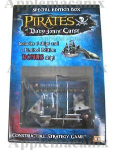 Nightmare-Ship-SE-3-Booster-Pack-Box-Pirates-CSG-of-Davy-Jones-Curse-Wizkids-NEW