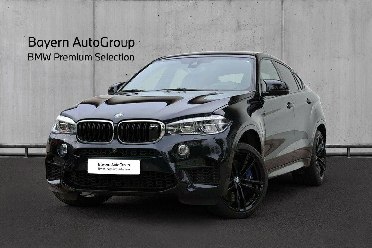 BMW X6 M xDrive aut.