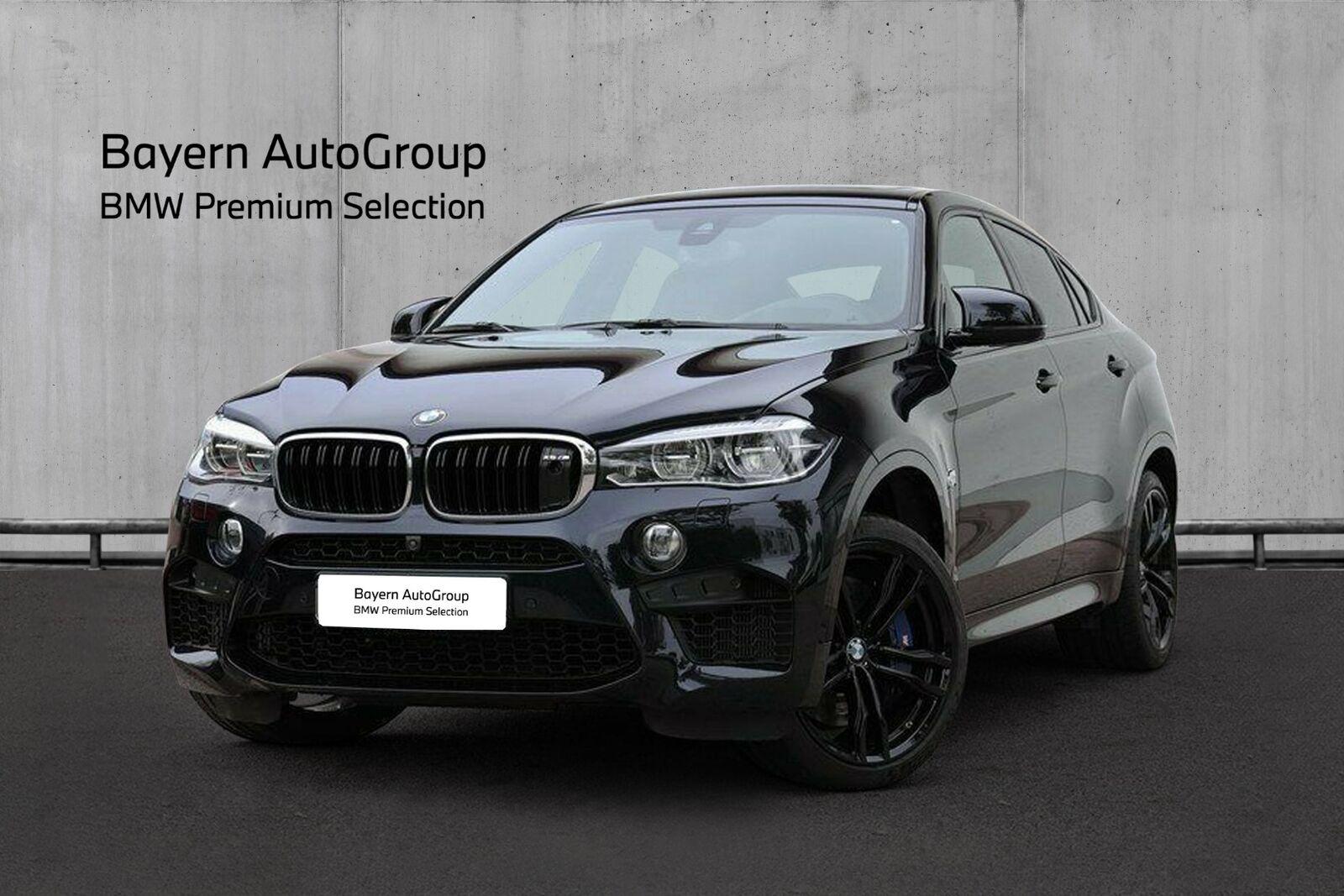 BMW X6 4,4 M xDrive aut. 5d - 7.995 kr.