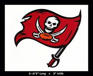 TAMPA BAY BUCCANEERS FOOTBALL NFL TEAM LOGO DESIGN DECAL STICKER ... cedb9b4480c