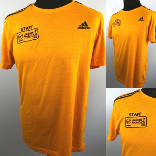 London 2 Courir Grand T Adidas Tee X shirt shirt Marathon Homme Courir BoxredCW