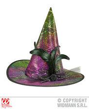 Gótico De Bruja Sombrero Accesorio Para Halloween Vestido de fantasía Traje de Disfraz