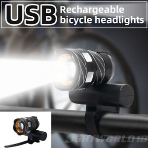Rechargeable-T6-LED-MTB-Bicycle-Light-20000LM-XM-L-Racing-Bike-Front-Headlight