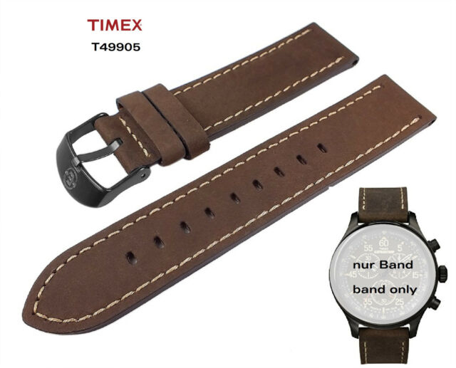 c4e1f0f8fd69 Timex Replacement Band T49905 Expedition Field Chronograph Fit T49939 T49938