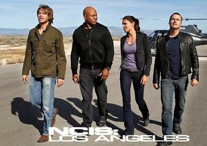 NCIS Los Angeles LL Cool J POSTER