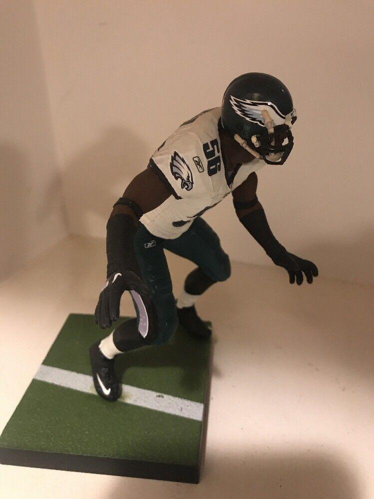 AKEEM JORDAN Philadelphia Eagles Custom   Mcfarlane Football Figure 6