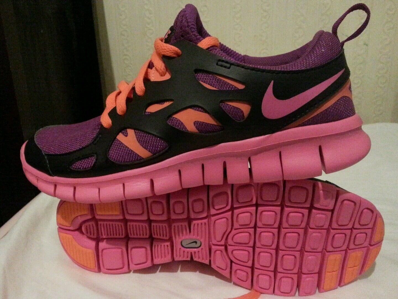 New Nike Free run 2 Trainers UK 4.5 EUR 37.5