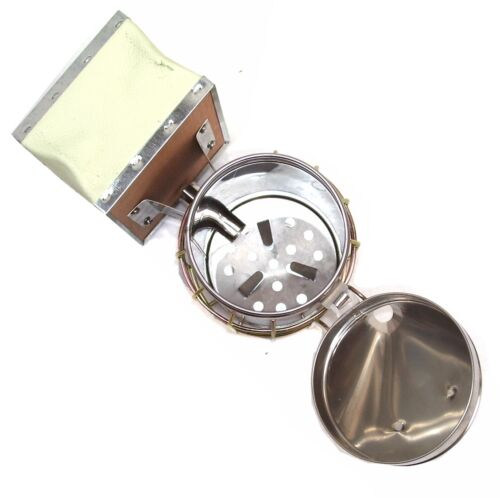 Typ1 Rauchbläser Smoker Imker Pfeife Imkerpfeife Honig Rauchdose Imkerei Raucher