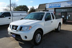 2015 Nissan Frontier SV 4WD King Cab SWB Bluetooth