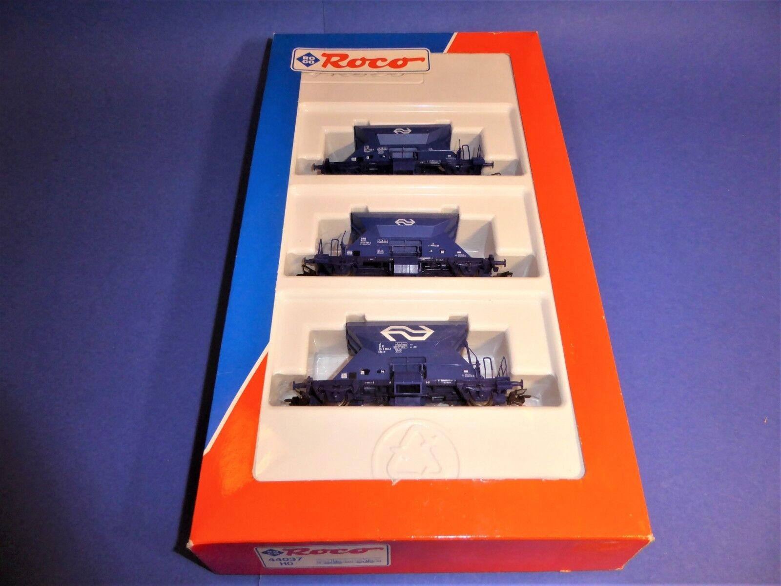 Roco h0 44037 ns seitenentladewagen set