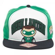 DC Comics POP! Green Lantern Green Adjustable Snap-Back Hat / Cap