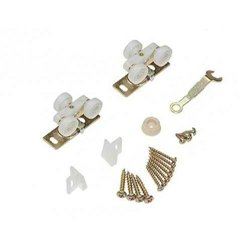 1500PPK3 Pocket Door Hardware Set | eBay  sc 1 st  eBay & Johnson Prod. 1500PPK3 Pocket Door Hardware Set | eBay