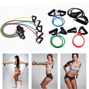 Resistance-Exercice-Entrainement-Tube-lourd-Fitness-Yoga-Physio-crossfit-NOUVEAU