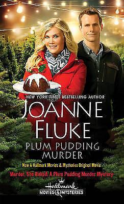 Plum Pudding Murder (Hannah Swensen Mysteries)-ExLibrary