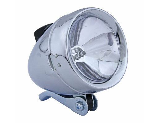 NEW   Bicycle Bike LOWRIDER Bullet Light  3 Led Bulb 777 Chrome PART CHOPPER  save 35% - 70% off