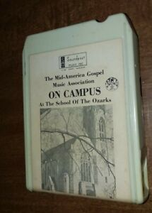 Mid-America Gospel Music Assn. On Campus: School Of The Ozarks 8 Track Soundpost