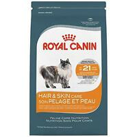 Royal Canin Hair And Skin Dry Cat Food 7 Pounds, New, Free Shipping